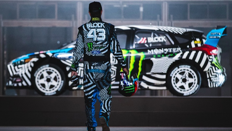 La recontre entre Ken Block et la Ford Focus RS RX