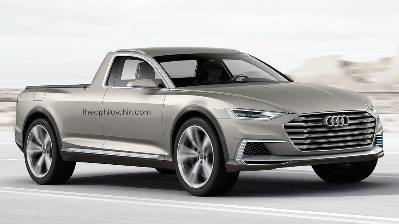 Audi Ute Concept