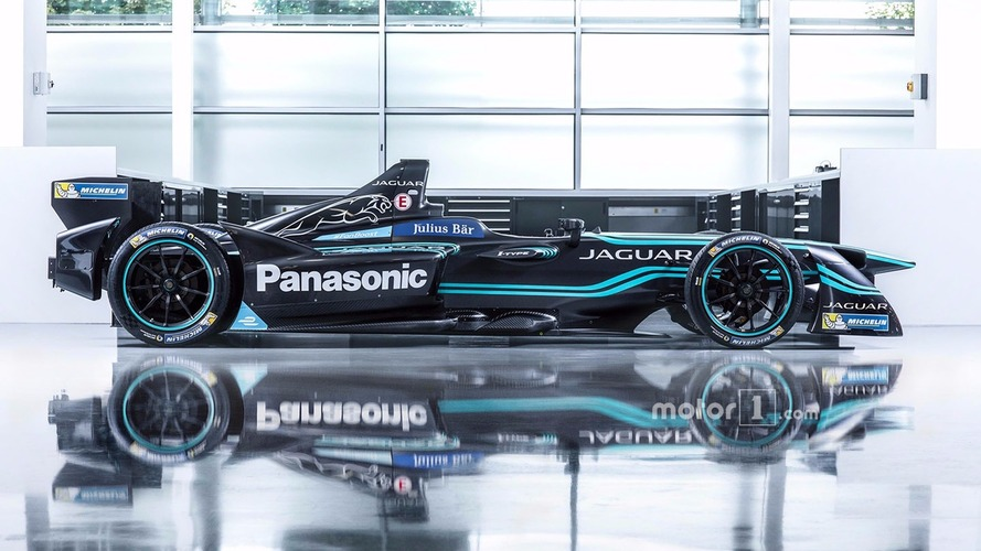 Jaguar Formula E team confirms Carroll, Evans during launch