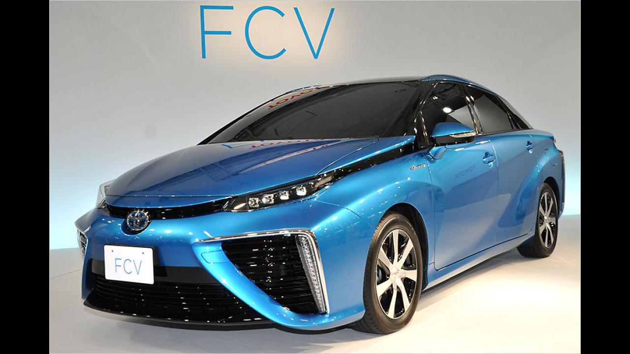 Toyota FCV (2014)