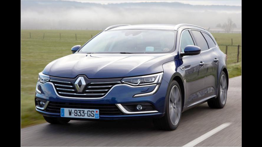 Renault Talisman Grandtour startet im Juni 2016