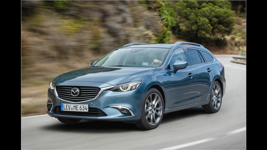 Mazda 6 im Test: Lohnt sich das 2017er-Update?
