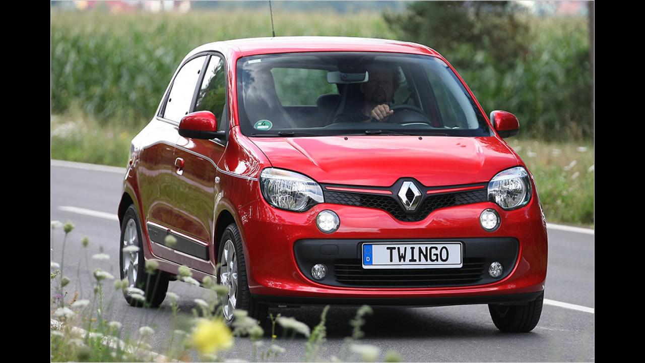 Cityflitzer: Renault Twingo