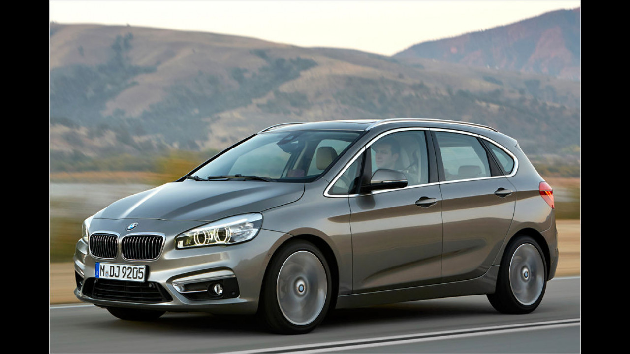 BMW 2er Active Tourer/Gran Tourer