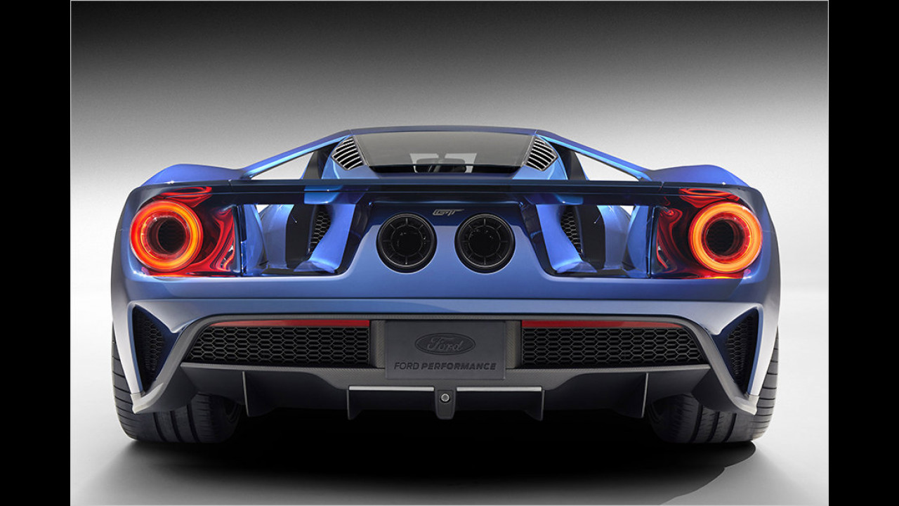 2017: Ford GT