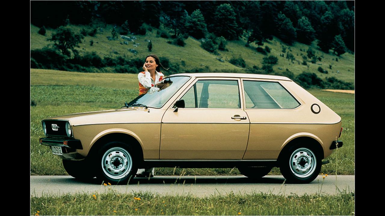 1974: Audi 50