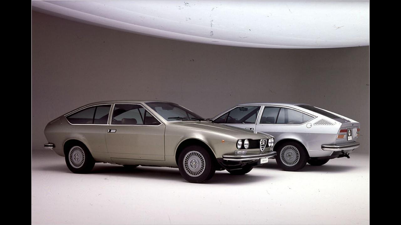 1974: Alfa Romeo Alfetta GT
