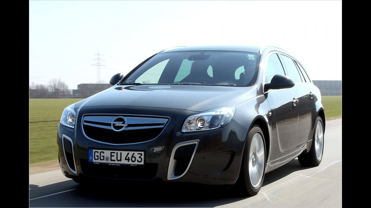 Opel Insignia OPC Sports Tourer Unlimited Automatik