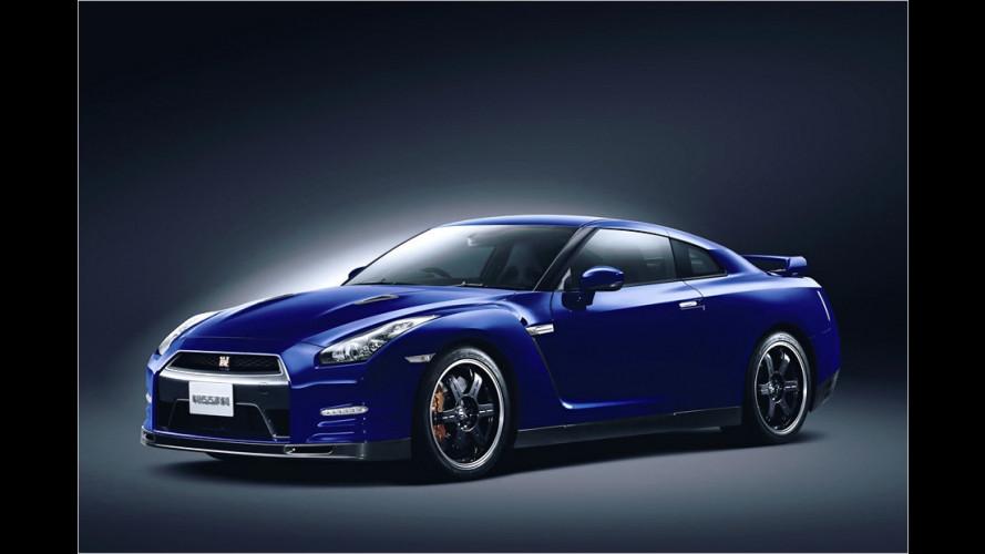 Nissan GT-R Track Pack: Radikal nachgeschärft