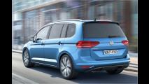 VW Touran: Neue Größe