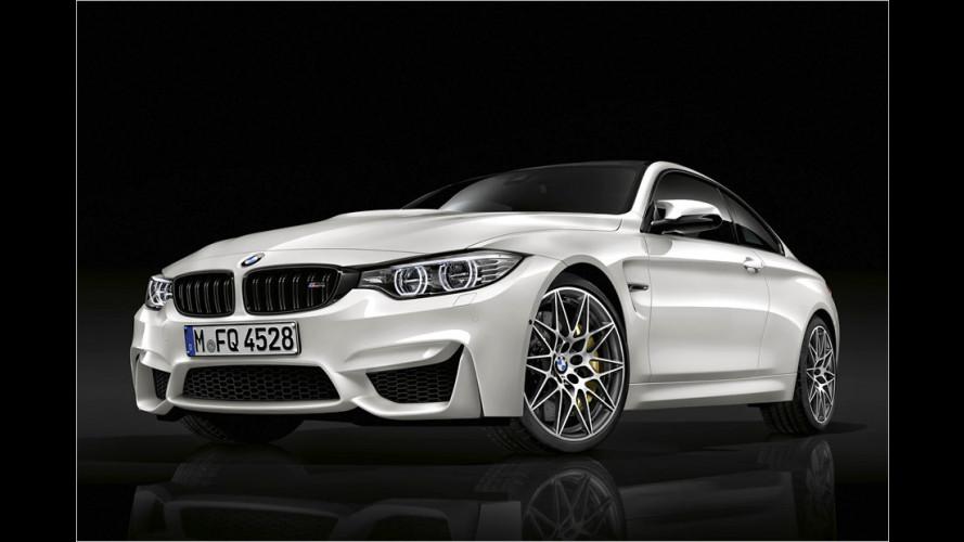BMW M3/M4: Mehr Macht mit Competition-Paket