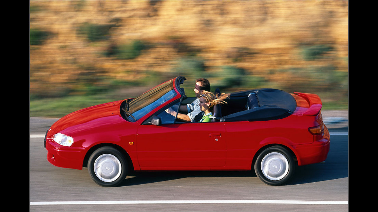 Toyota Paseo Cabriolet