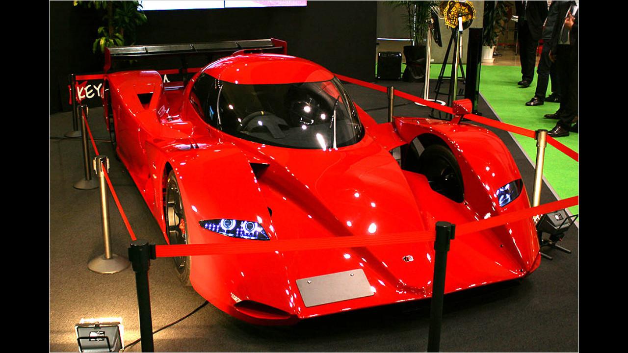 Ikeya Formula IF-02 RDS