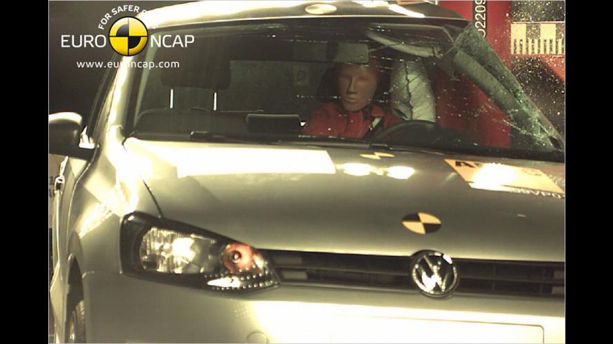 Kopfschutz-Airbags im ADAC-Crashtest