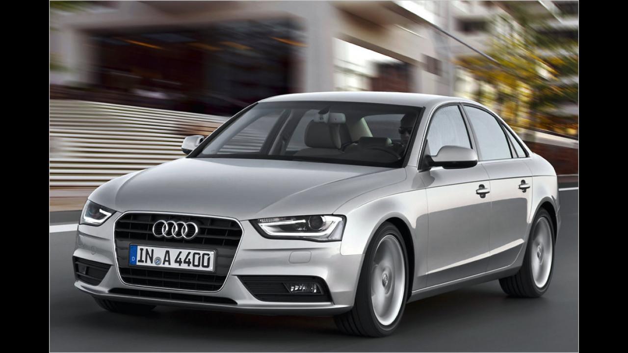 Audi A4 2.0 TFSI 165 kW quattro
