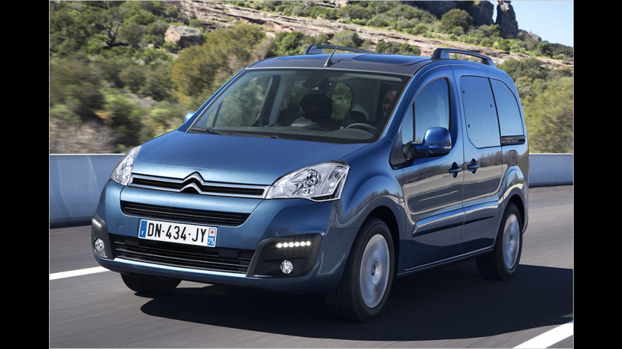 Gelifteter Citroën Berlingo (2015) im Test