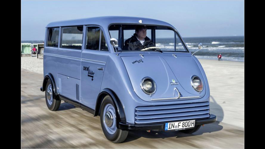 Audi spürt raren Elektro-DKW auf
