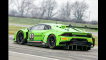 Lamborghini Erlkönig erwischt