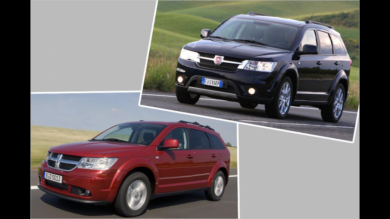 Fiat Freemont / Dodge Journey