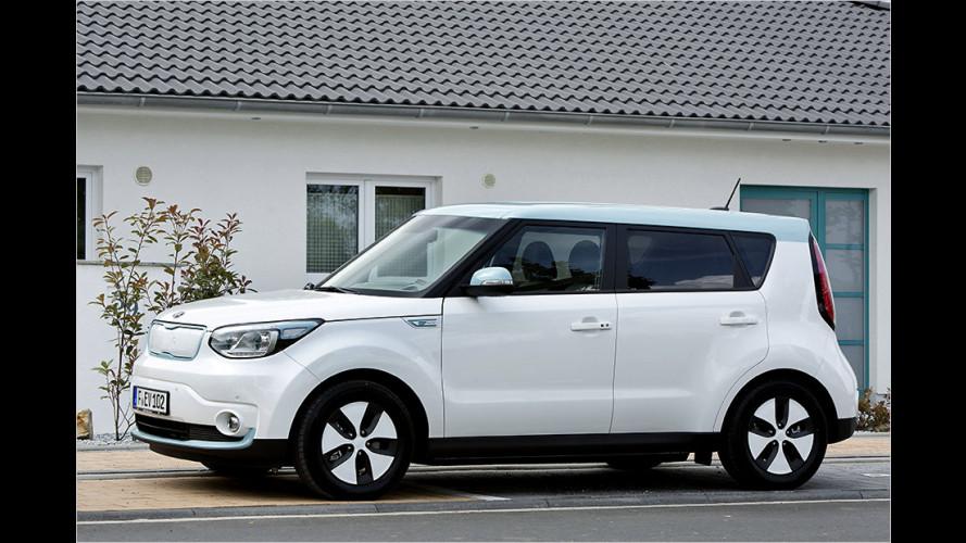 Elektromobilität: China top, Deutschland floppt (2016)