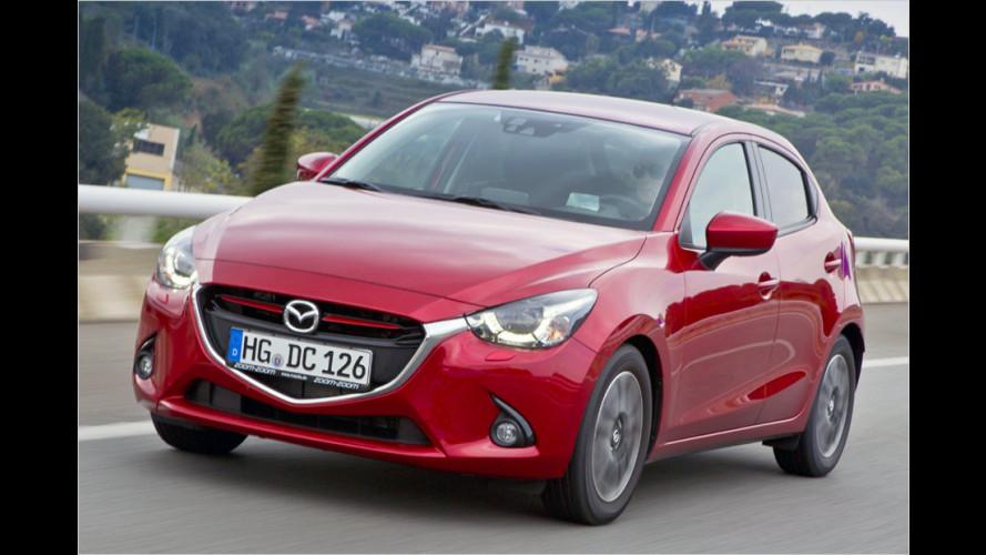 Das kostet der Mazda 2