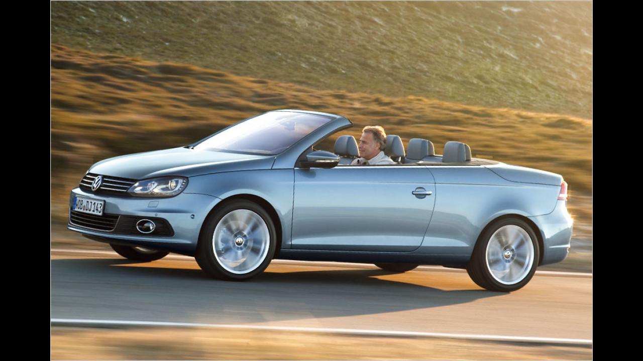 Platz 7: VW Eos