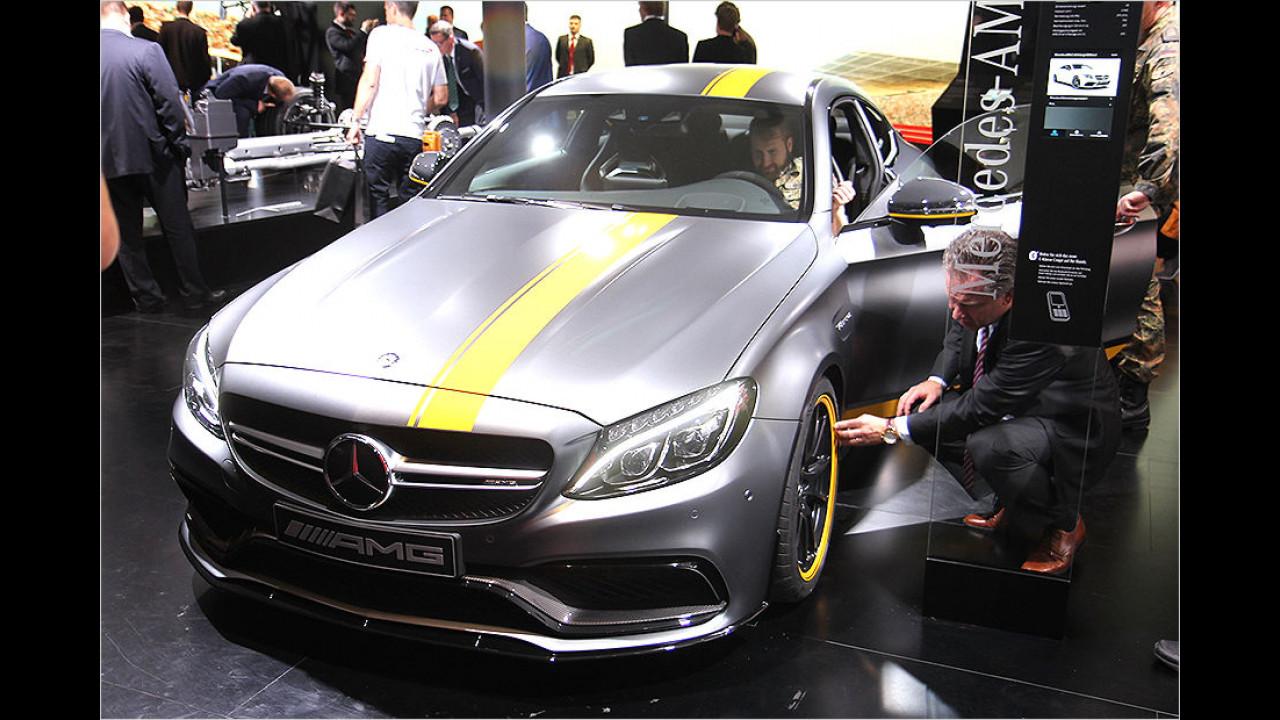 Mercedes-AMG C 63 Coupé Edition 1