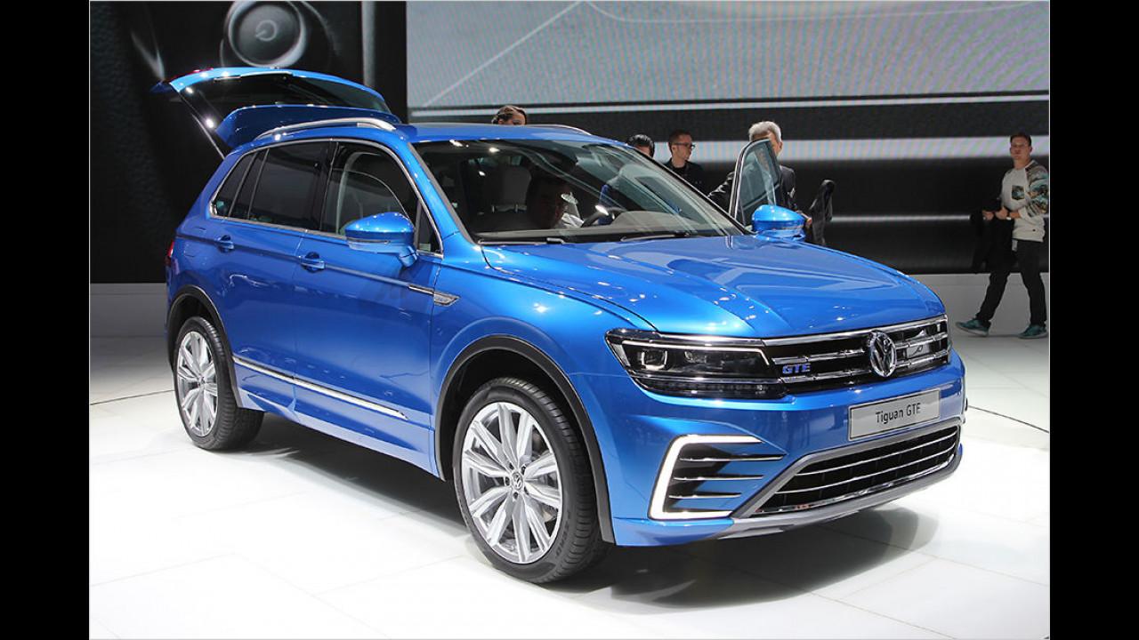 VW Tiguan GTE