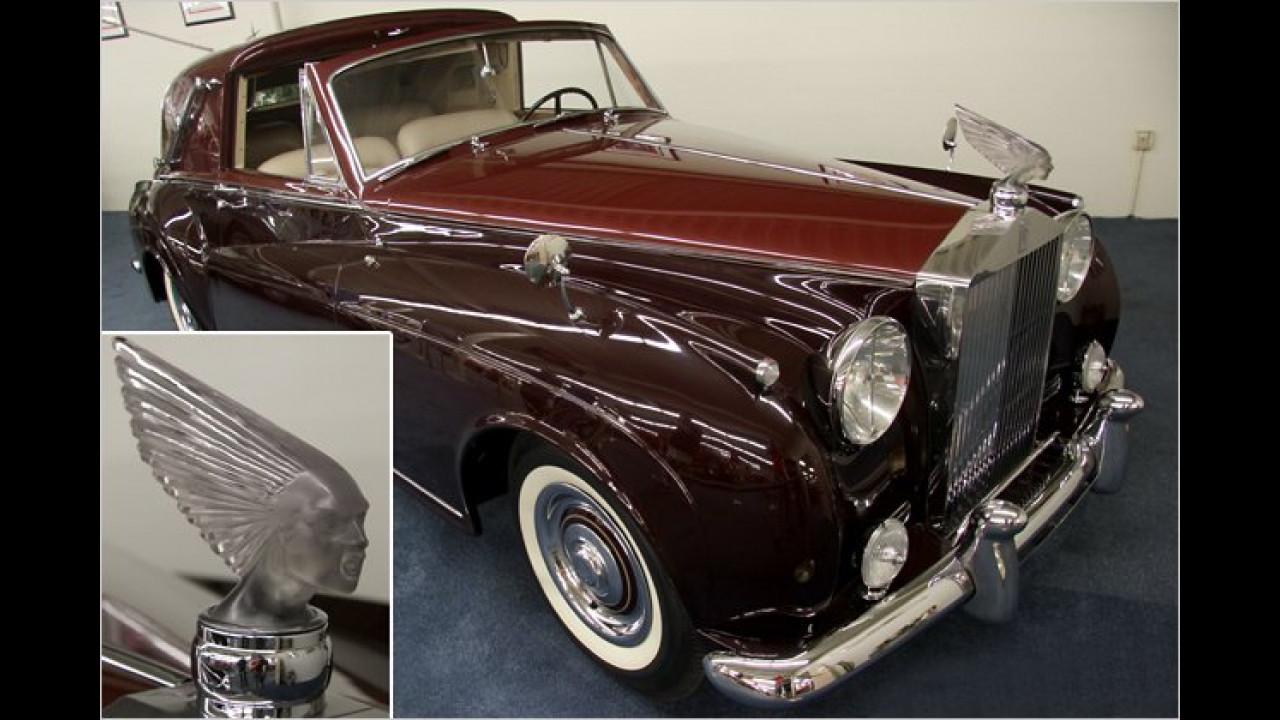 1958 Rolls-Royce Silver Cloud I James Young Sedanca Coupé