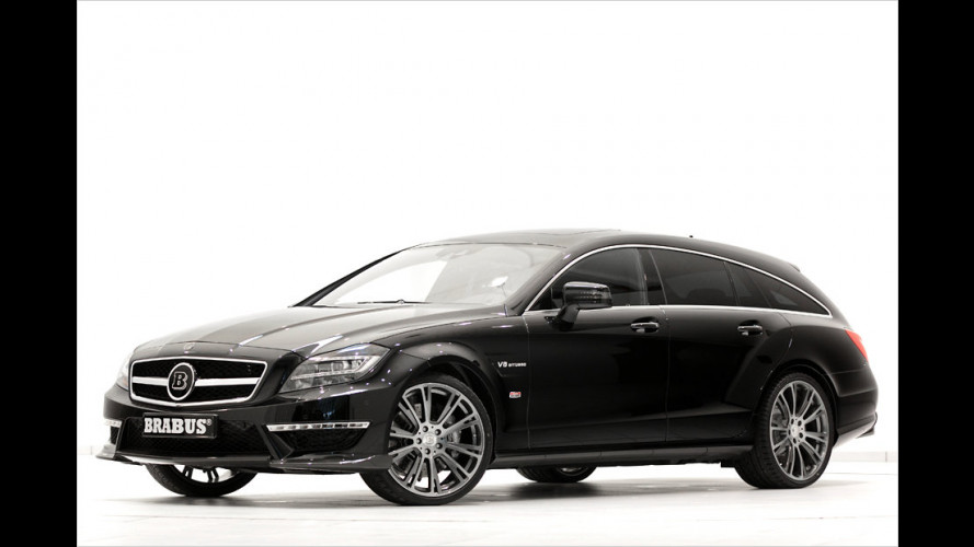 Tuner packt 730 PS in den Mercedes CLS 63 AMG