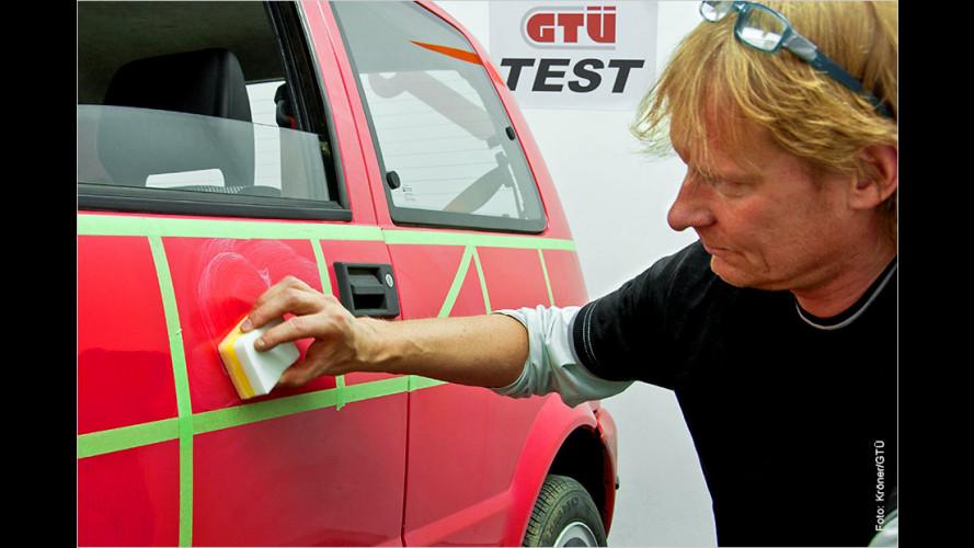 GTÜ testet Autopolituren (2015)