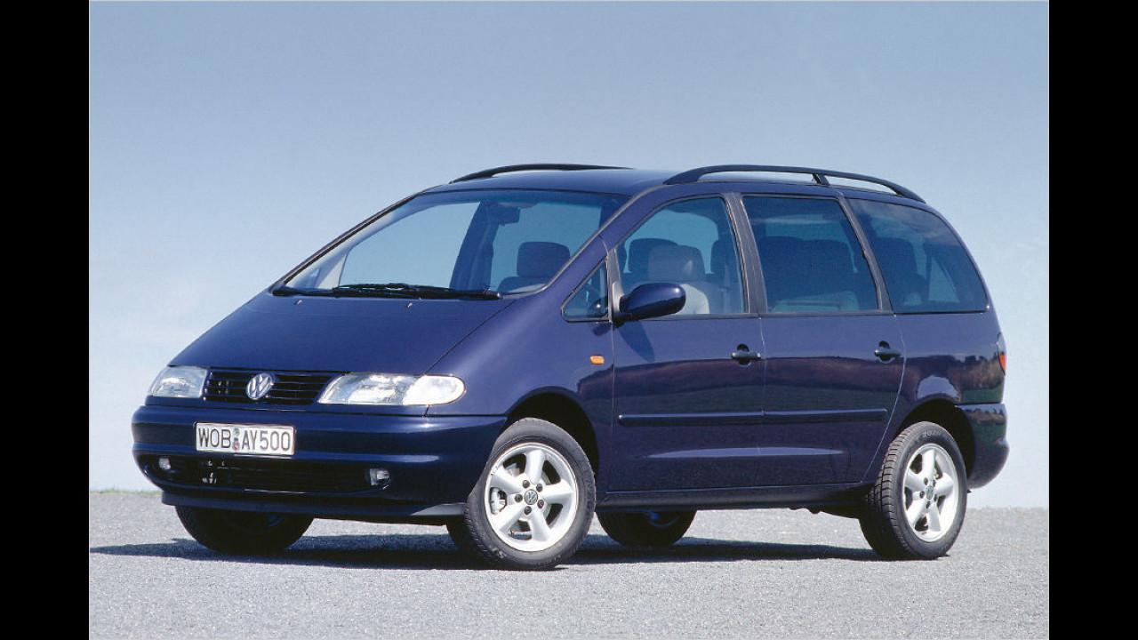 VW Sharan (1995)