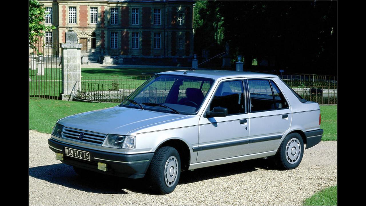 Peugeot 309 (1985)