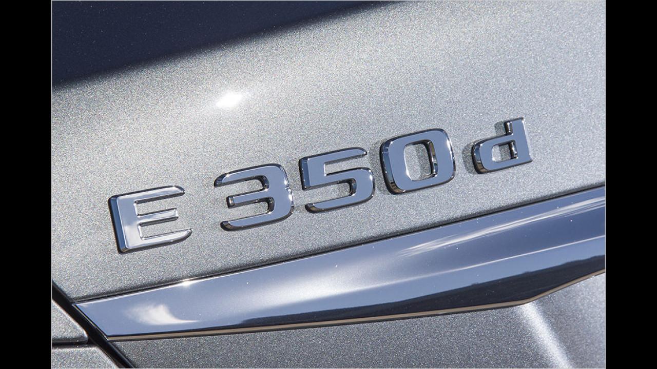 Motoren: E 350 d