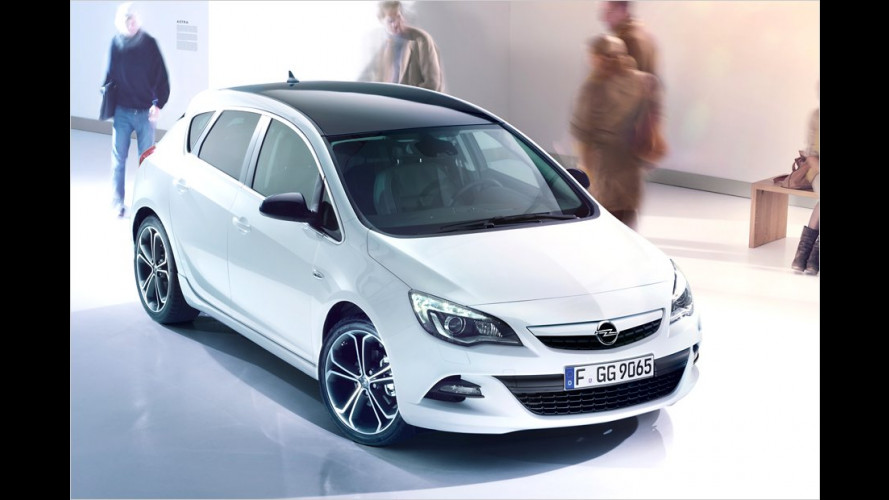 Opel Astra Color Edition