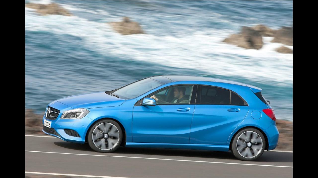 Preise und Fazit: Mercedes A-Klasse