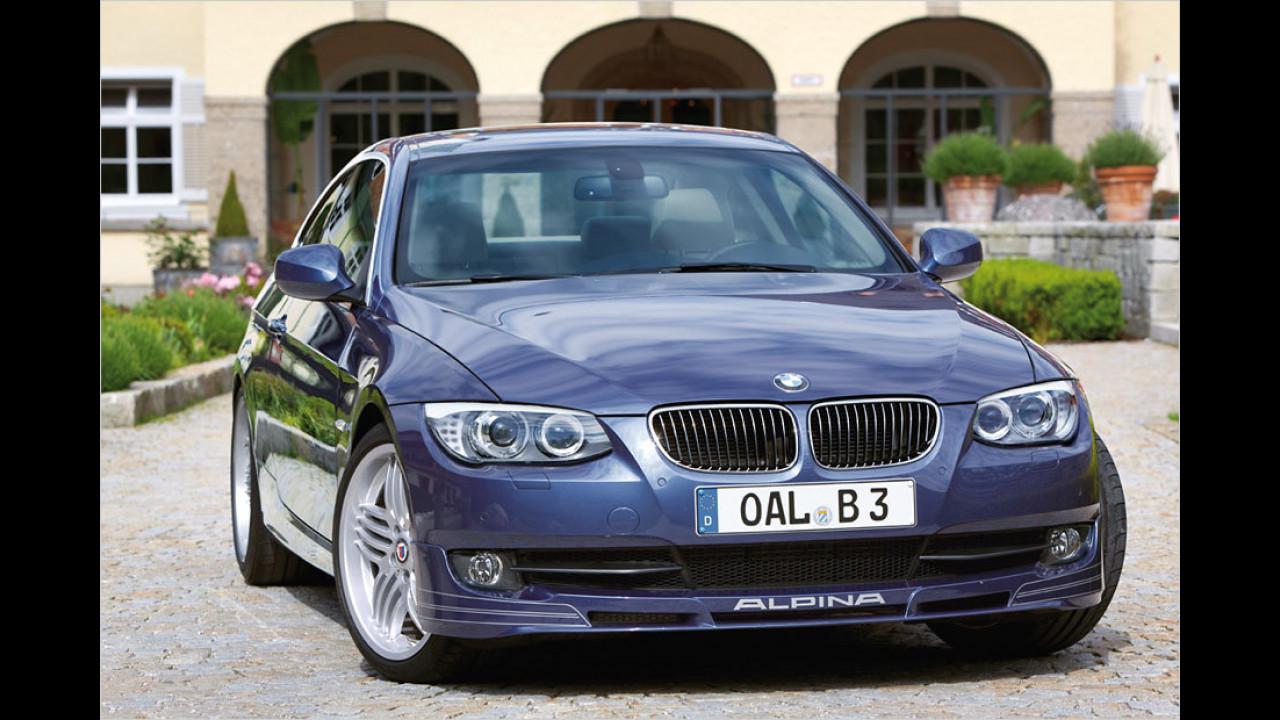BMW Alpina B3 Bi-Turbo Coupé