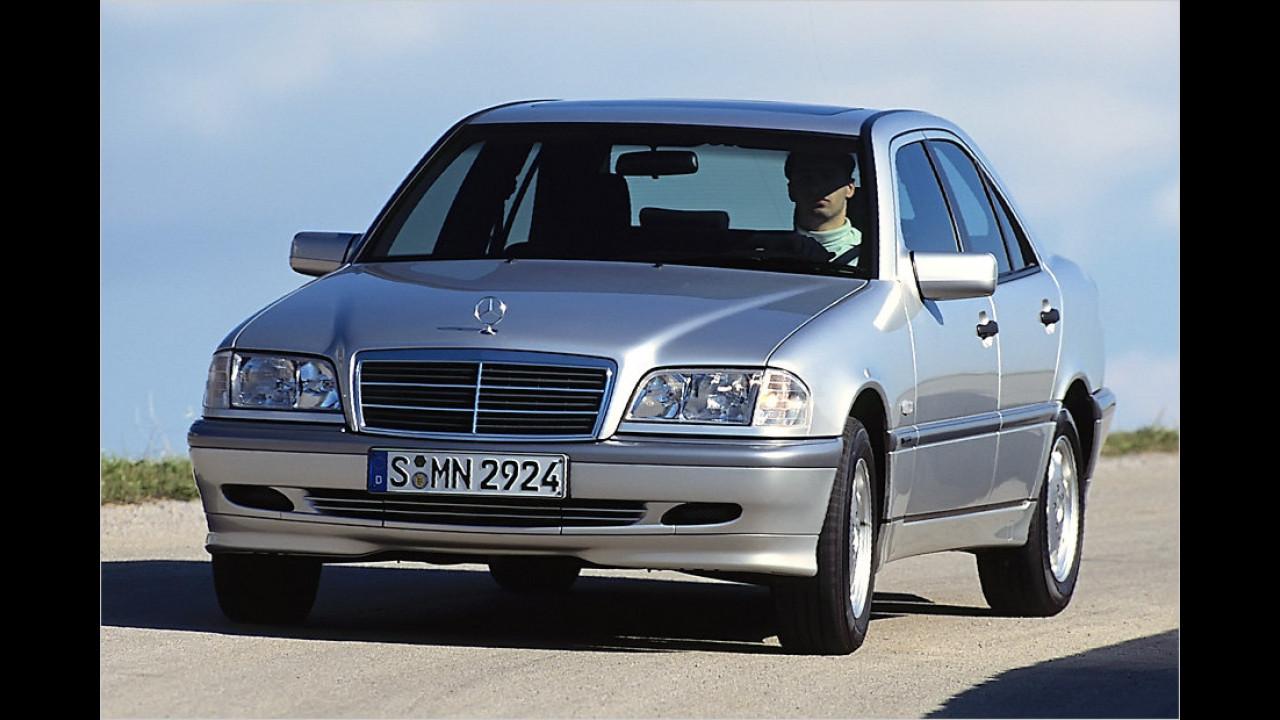 20 Jahre Mercedes C-Klasse