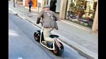 Harley-Davidson für den Bürgersteig