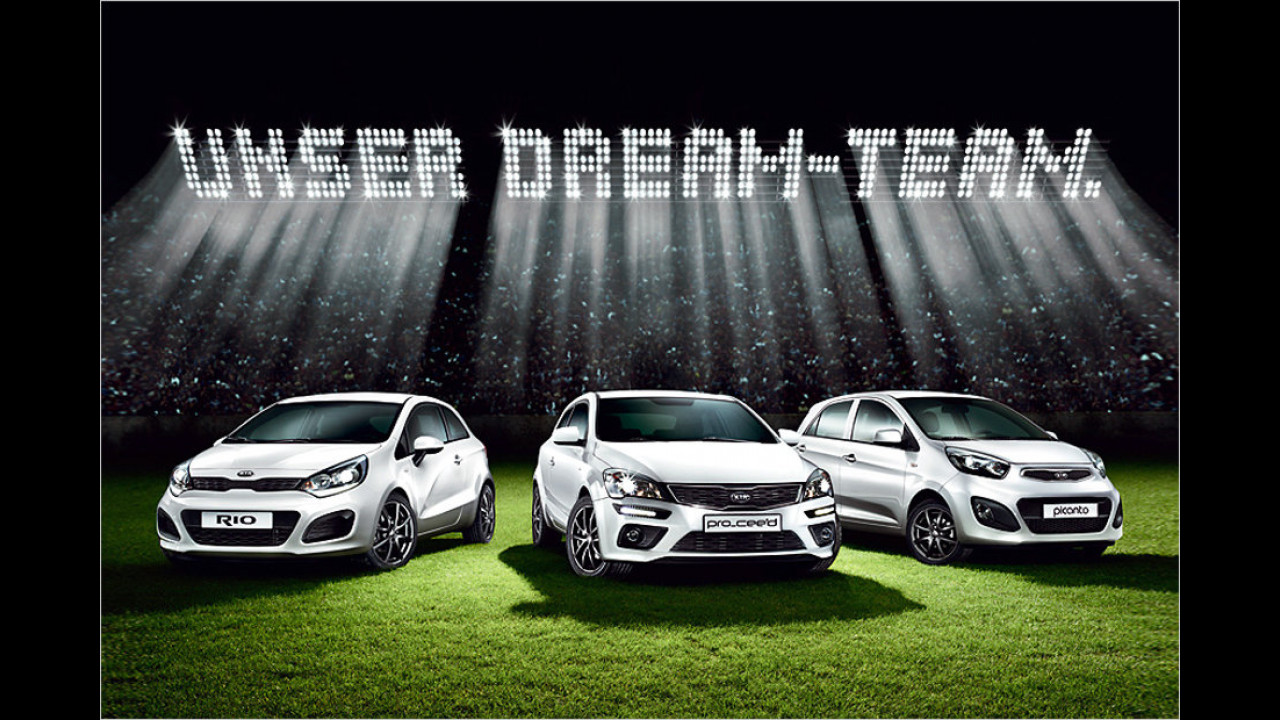 Kia ,Dream-Team