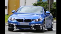BMW 4er: Cabrio entblättert