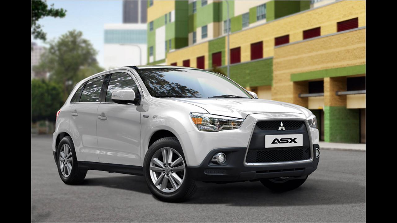 Mitsubishi ASX ,35 Jahre