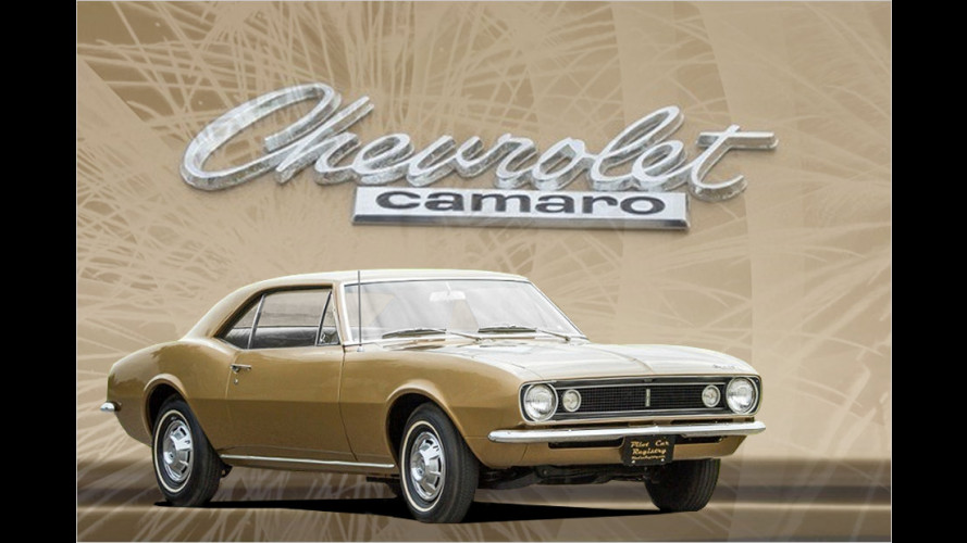 Der Anti-Mustang wird 50