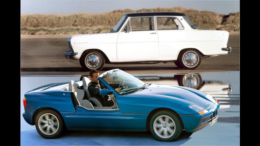 Verdammt lang her: Auto-Geburtstage 2012
