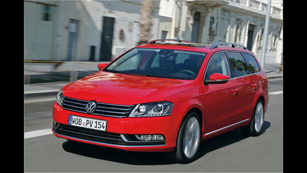 VW Passat (seit 2005)
