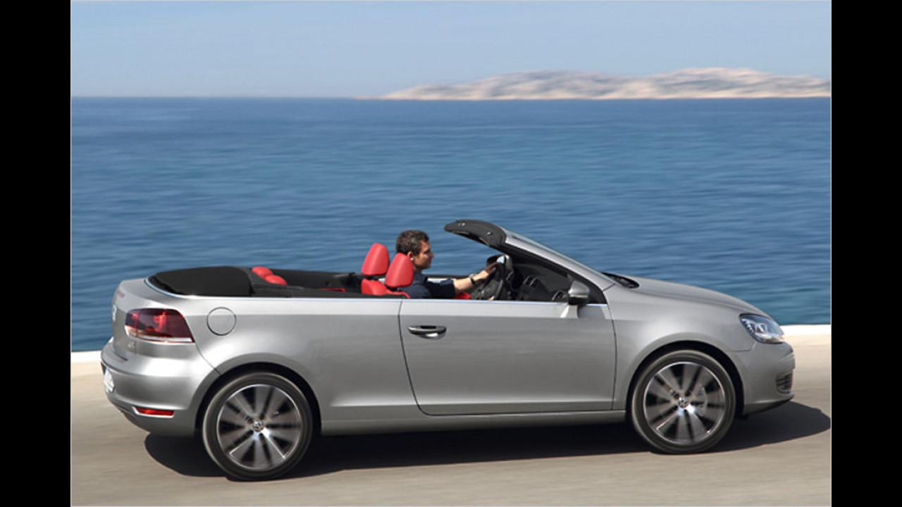 VW Golf Cabriolet (2011 bis 2016)