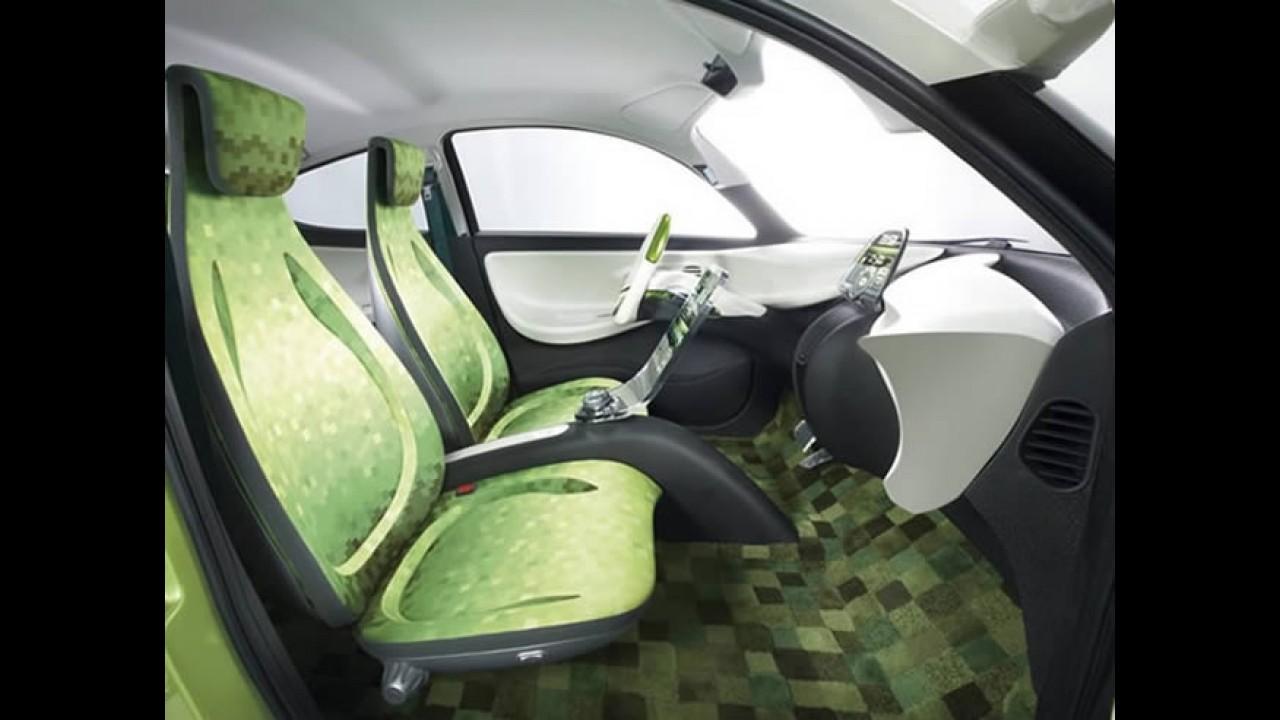 Salão de Tóquio: Suzuki Regina tem motor 0,8 turbo e consumo de 33 km/litro