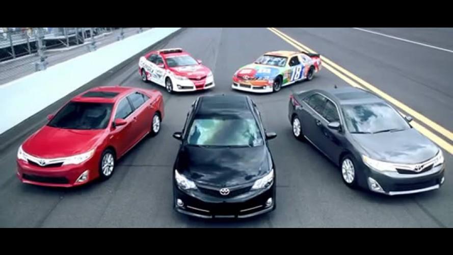 VÍDEOS: Comerciais do Novo Toyota Camry 2012 nos Estados Unidos