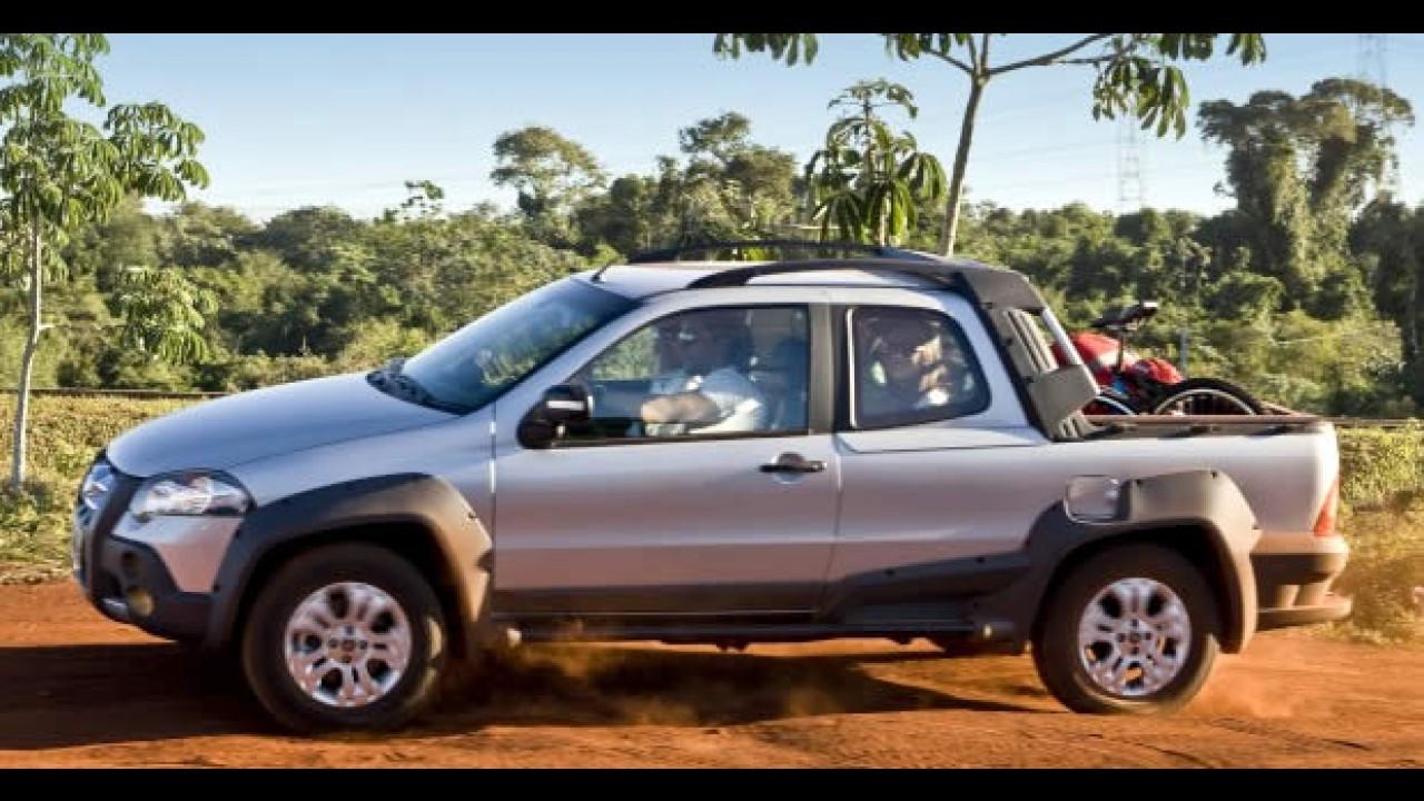 Brasil: Strada é a líder de 2010; modelo chinês é campeã de crescimento
