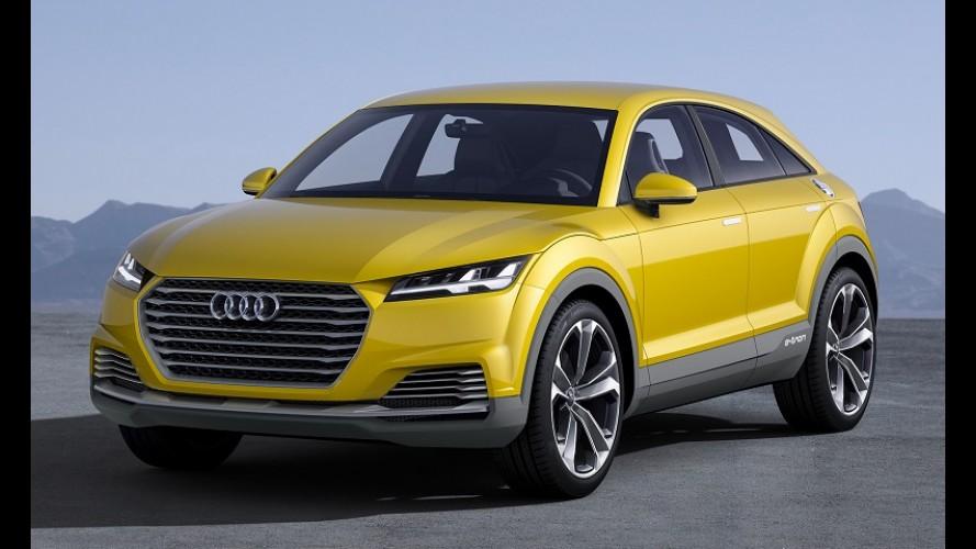 Nova geração do Audi Q5 deve começar a ser feita no México a partir de 2016